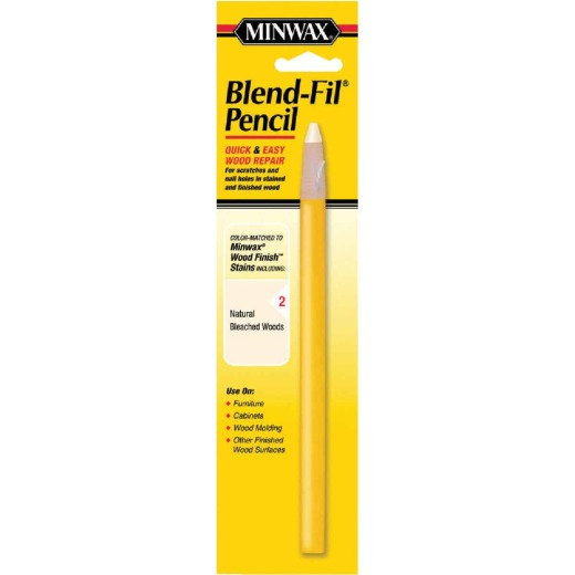 Minwax Blend-Fil Color Group 2 Touch-Up Pencil