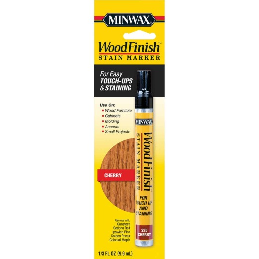Minwax Wood Finish Cherry Stain Marker